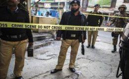 پشاور میں گھریلو تنازع پر بھائیوں اور خاتون سمیت 4 افراد قتل