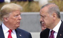 ادلب کی صورت حال پر امریکی صدر ڈونلڈ ٹرمپ سے بات کروں گا: ایردوآن