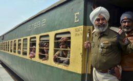 وزیر ریلوے کا سمجھوتہ ایکسپریس ہمیشہ کیلئے بند کرنے کا اعلان