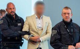 جرمن شہری کا قتل: شامی پناہ گزین کو ساڑھے نو سال قید کی سزا
