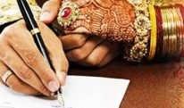 قائمہ کمیٹی نے شادی کی عمر 18 سال کرنے کا بل مسترد کر دیا