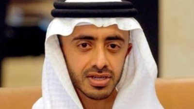 Abdullah bin Zayed bin Sultan Al Nahyan