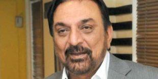اداکار عابد علی انتقال کر گئے