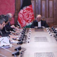 Ashraf Ghani Meeting