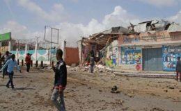 صومالیہ: وزیر اعظم کے جلسے پر بم حملہ