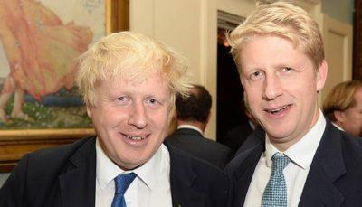 Boris Johnson - Jo Johnson