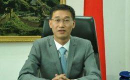 سی پیک؛ پاکستان مشرق اور مغرب میں پل کا کردار ادا کریگا، چینی سفیر