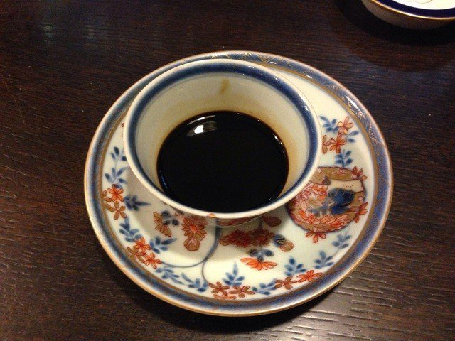 جاپان میں 22 سال پرانی کافی کا ایک کپ، قیمت 900 ڈالر
