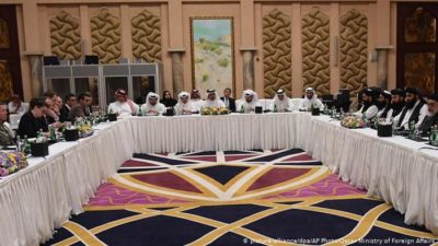 Doha peace Talks