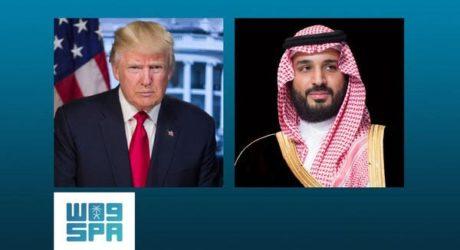 امریکا کی سعودی عرب کی سکیورٹی کے تحفظ کے لیے مدد کی پیشکش