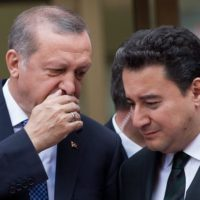 Erdogan And Ali Babacan