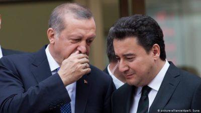 Erdogan And Ali Babacan