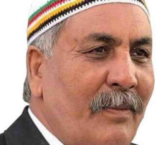 پوران کی ممتاز سیاسی و سماجی شخصیت سابق کونسلر حاجی راجہ عبدالمجید لہری مرحوم کے ختم چہلم میں ہزاروں افراد کی شرکت