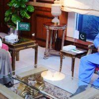 Imran Khan Meeting