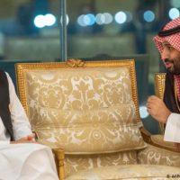 Imran Khan - Mohammed bin Salman