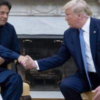 Imran Khan-Trump Meeting