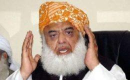 حکومت کے خاتمے کیلئے دھرنا، فضل الرحمان نے سیاسی رابطوں کا آغاز کر دیا