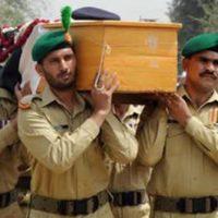 Pak Army Martyrs