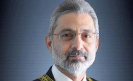 جسٹس قاضی کیخلاف صدارتی ریفرنس کی سماعت کرنے والا لارجر بینچ ٹوٹ گیا