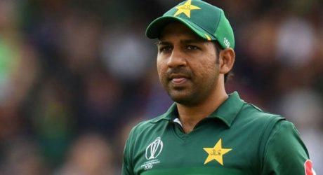 سرفراز احمد قومی کرکٹ ٹیم کے کپتان برقرار، نائب کپتان کا بھی اعلان