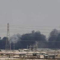 Saudi Oil Attacks