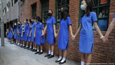 School kid Demonstrations