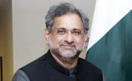 سابق وزیراعظم شاہد خاقان عباسی کو پیرول پر رہا کرنے کا حکم