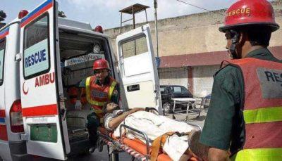 Sheikhupura Traffic Accident