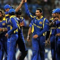 Sri Lanka Team