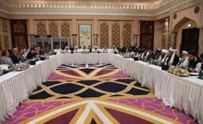 Taliban and U.S. Talks