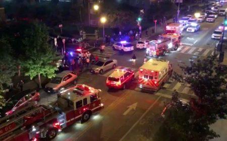 واشنگٹن: وائٹ ہاؤس سے کچھ فاصلے پر فائرنگ، ایک شخص ہلاک