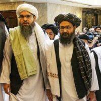 Afghan Taliban Delegation