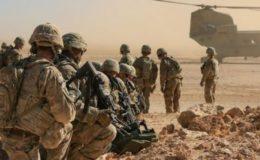 سعودیہ کے دفاع کیلئے اضافی 3 ہزار امریکی فوجیوں کی تعیناتی کا اعلان
