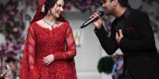 ہانیہ عامر کی عاصم اظہر کیساتھ گانا گانے کی ویڈیو وائرل