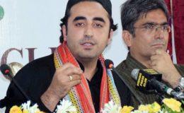 حکومت کو گھر بھیجنے کے مطالبے پر مولانا فضل الرحمان کے ساتھ ہیں : بلاول بھٹو