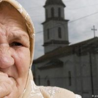 Bosnian Muslim Woman