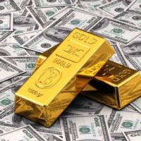 Dollar and Gold