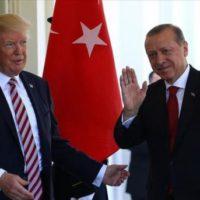 Donald Trump - Erdogan