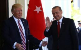 مت بھولیں کہ ترکی امریکہ کا ایک بڑا تجارتی ساجھے دار ہے: ٹرمپ
