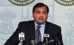 بھارت کو مقبوضہ کشمیر میں واپسی کا راستہ نہیں مل رہا، ترجمان دفتر خارجہ