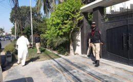 باپ بیٹے کا قتل: ملزمان نے آلہ قتل اور ہاتھ دھوئے، شواہد مٹانے کیلئے پونچھا لگایا