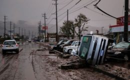 جاپان میں سمندری طوفان ہیگی بس کی تباہی، ہلاکتوں کی تعداد 74 ہو گئی