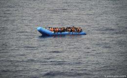 نو ماہ میں اکیاسی ہزار تارکین وطن بحیرہ روم کے راستے یورپ پہنچے