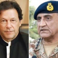 Imran Khan - Qamar Javed Bajwa