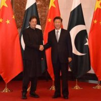 Imran Khan - Xi Jinping Meeting
