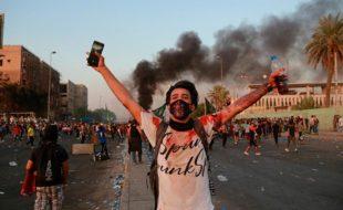 عراق  میں شدید سیاسی بحران و ہنگامے