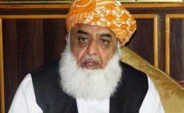 مذاکرات صرف وزیراعظم کے استعفے کے بعد ہوں گے: مولانا کا دوٹوک مؤقف