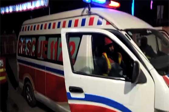 میانوالی میں ایمبولینس اور ٹریلر میں خوفناک تصادم، 9 افراد جاں بحق