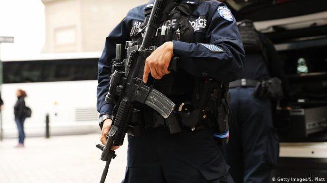 نیو یارک میں فائرنگ، چار افراد ہلاک