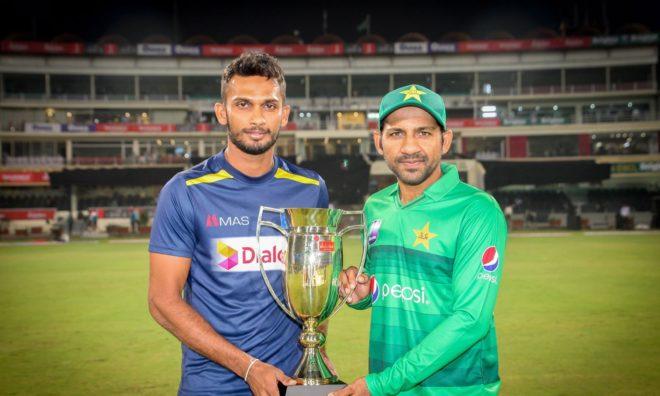 پاکستان اور سری لنکا پہلے ٹی ٹوئنٹی میں آج مدمقابل ہوں گے